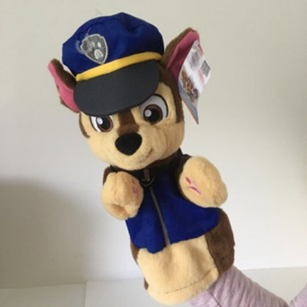 Gund Paw Patrol Chase Puppet