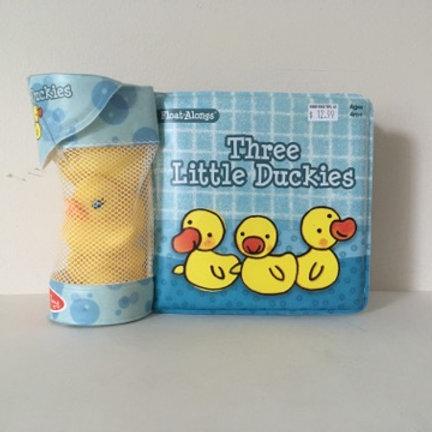 Float Along Three Little Duckies