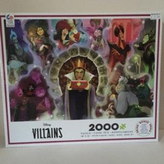 Disney Villians Puzzle