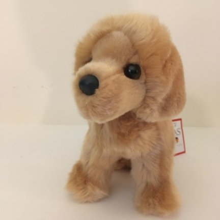 Douglas Chap Golden Retriever Plush