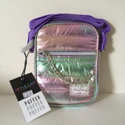 Fashion Angels Mini Crossbody Bag