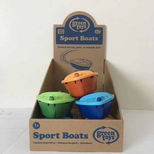 Green Toys Sport Boats