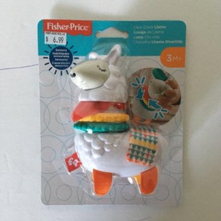 Fisher Price Click Clack Llama