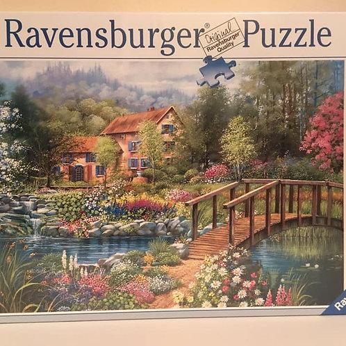 Ravensburger Shades of Summer Puzzle