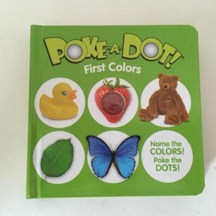 Poke A Dot First Colors