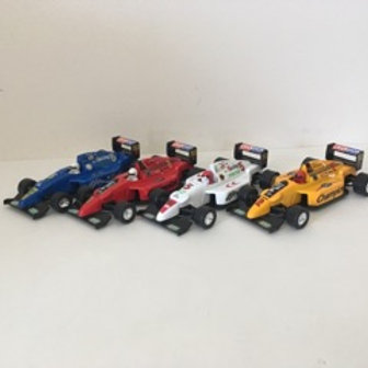 Die Cast Race Cars