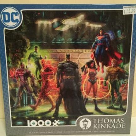 DC 1000 pc Puzzle, Super Heroes
