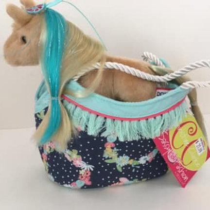 Douglas Sassy Fashion, Horse in Purse