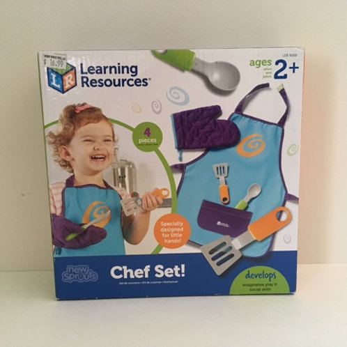 Learning Resources Chef Set