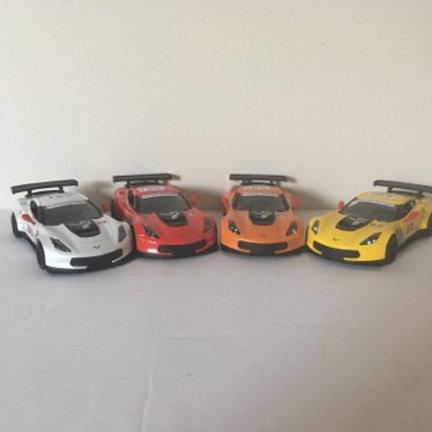 Die Cast Corvette