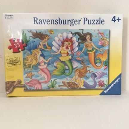 Ravensburger Queens of the Ocean Puzzle