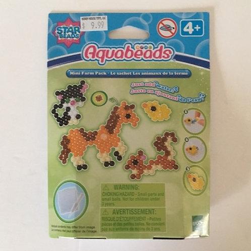 Aquabeads Mini Farm Pack