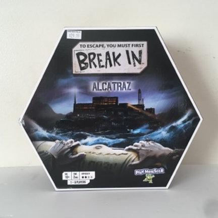 Break in Game - Alcatraz