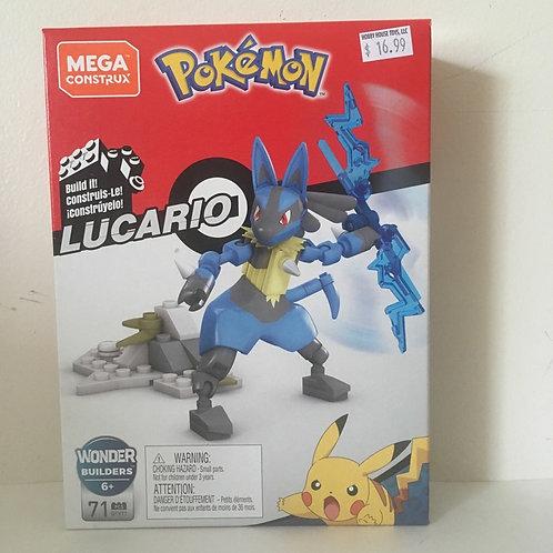 Pokemon Lucario Building Set