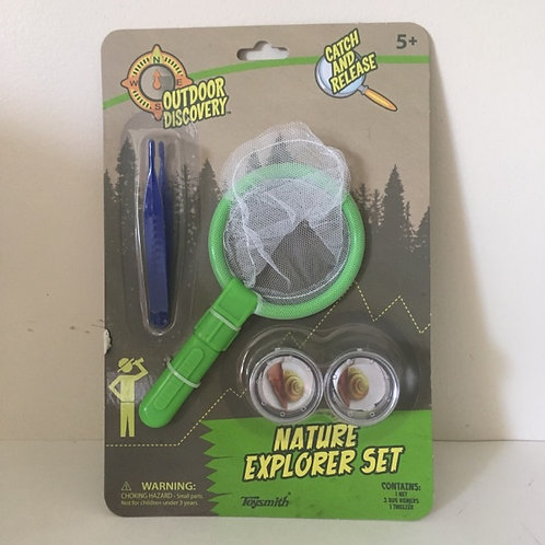Outdoor Discovery Nature Explorer Set
