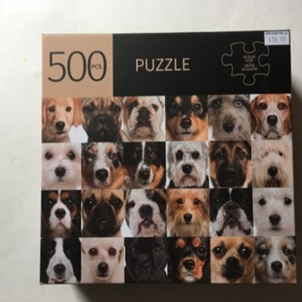 GiftCraft Dog Puzzle