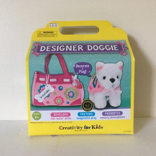 Creativity for Kids Designer Doggie Set