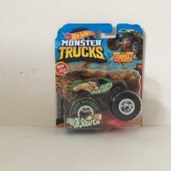Hot Wheels Monster Truck - Smash Squatch