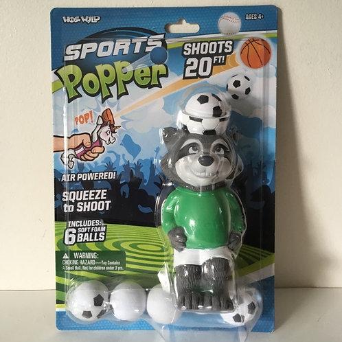Sports Popper - Racoon
