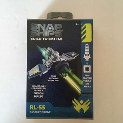Snap Ships Build to Battle - RL - 55 Assault Drone