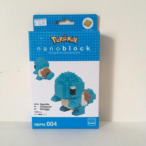 Pokemon Nanoblock  Squirtle
