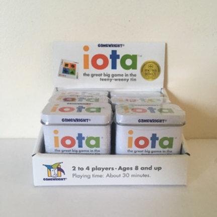 GameWright iota Card Game