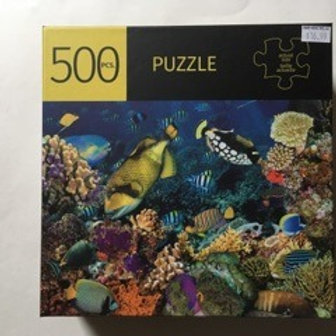 GiftCraft Ocean Puzzle
