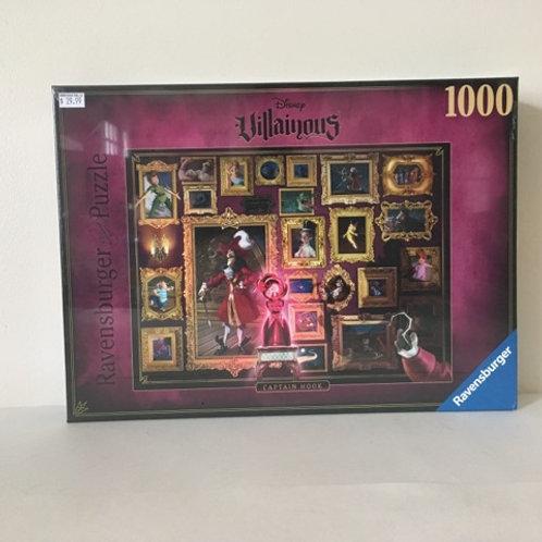 Ravensburger Disney Villainous Captain Hook Puzzle