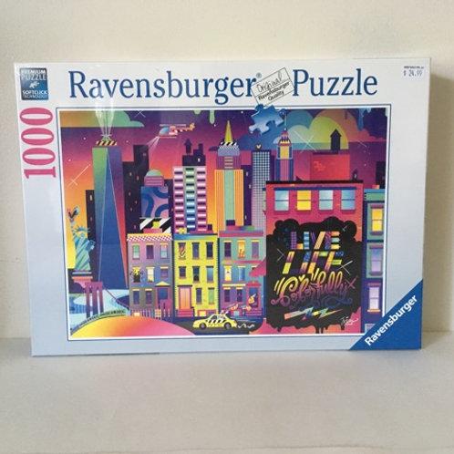 Ravensbuger Live Life Colorfully