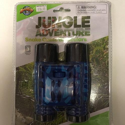 Jungle Adventure Snake Camo Binoculars
