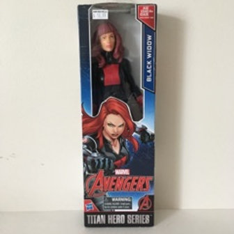 Marvel Avengers Black Widdow Figure