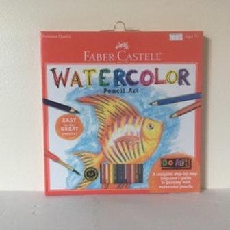 Faber Castell Watercolor Pencil Art Set