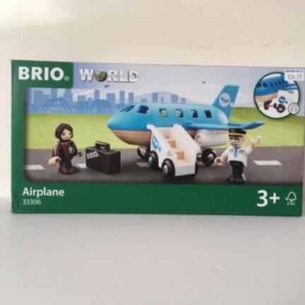 Brio World Airplane #33306