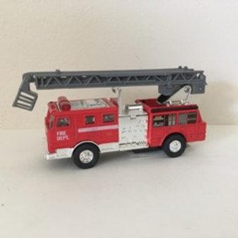 Die Cast Fire Truck