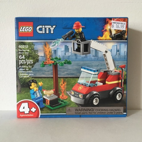 Lego City - Barbecue Burn Out