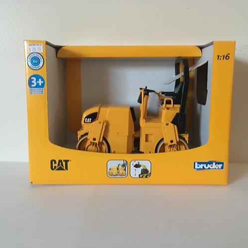 Bruder Cat Asphalt Drum Compactor #02434