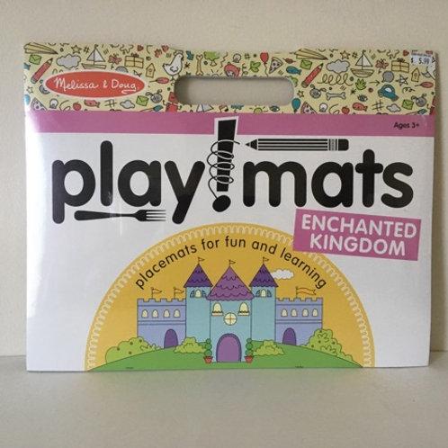 Melissa & Doug Placemats - Enchanted KIngdom