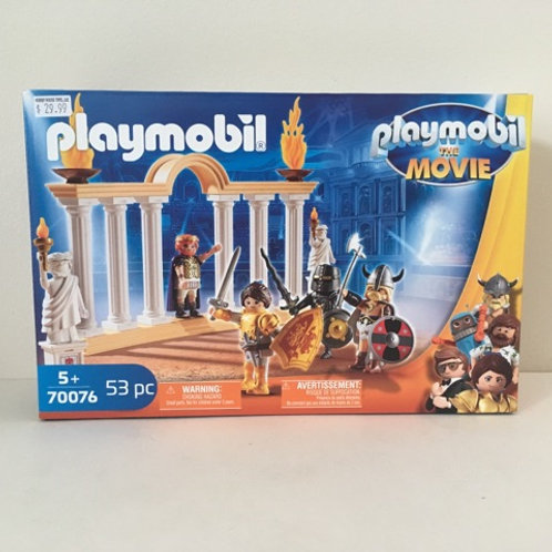 Playmobil The Movie Knight Set