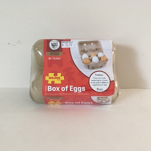 Big Jigs Box of Eggs