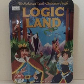Brainwright Logic Land Puzzle