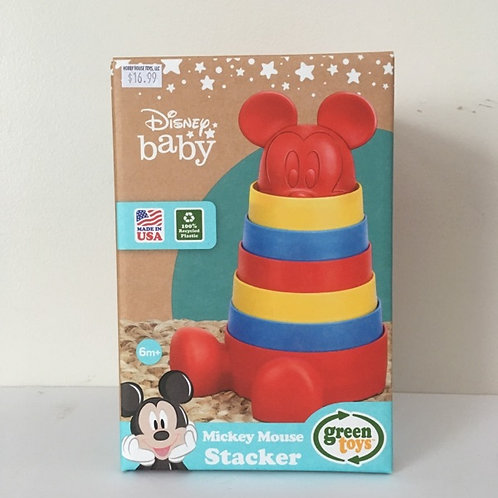 Green Toys Mickey Mouse Stacker
