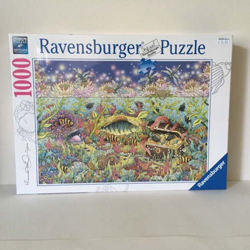 Ravensburger Underwater Kingdom at Dusk Puzzle