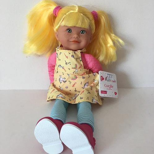Corolle 16 inch Rainbow Celeste Doll # 300030