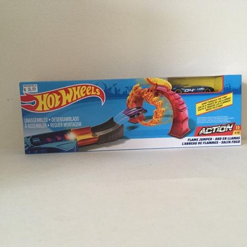 Hot Wheels Flame Jumper Set