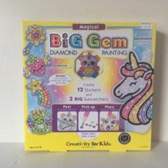 Creativity for Kids Magical Big Gem Diamond Painting Set