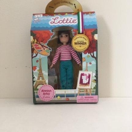 Lottie Doll - Always Artsy
