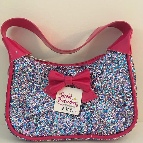 Great Pretenders Purse, sparkly