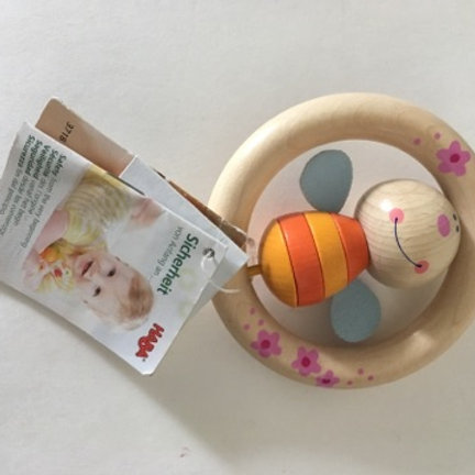 Haba Wooden Clutching Toy