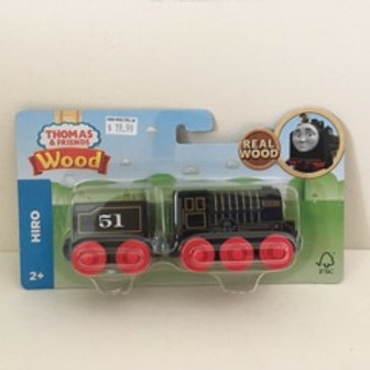 Thomas & Friends Wood Hiro