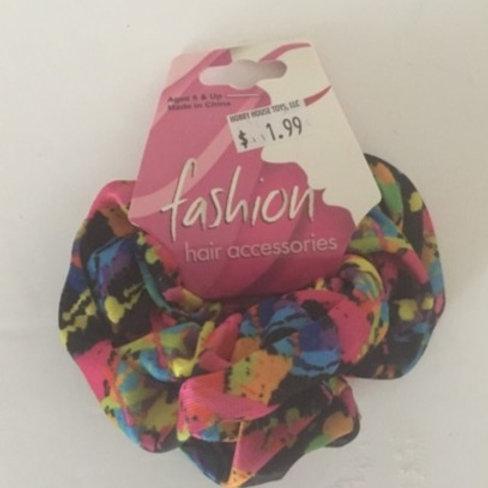 Fashion Hair Accessorie - Scrunchie